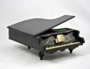 Joyero caja musical pablo antiguedades